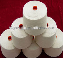 100%polyester spun yarn 20s/1/spun yarn