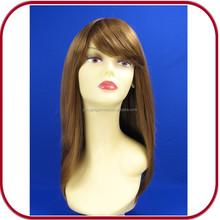 Febbre dritto con frangia parrucca biondo rame pgw-1789