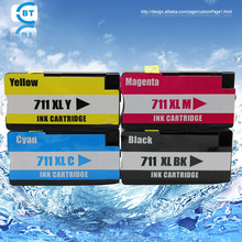 Compatible Ink Cartridge 711 for HP Designjet T120 24/T120 610/T520 24/T520 36/T520 610