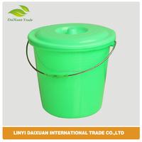 food grade plastic drum PE material light green color drum
