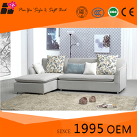 New model furniture living room, latest home upholstered down sectional sofa set