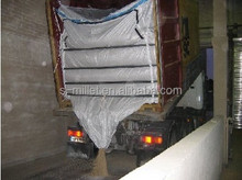 Flexible dry bulk container liner bag for 20/40ft /20-foot/40GP container