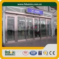 Wholesale Low Price Sensor Commercial Sliding Glass Door Mechanism