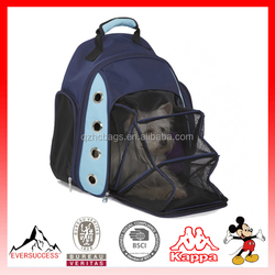 Newly Designed 2016 Model durable travel bag Expandable Dog Backpacks Backpack Dog Carrier(ES-Z346)