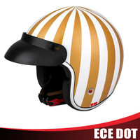 2015 New design half face helmet