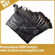 OEM brand factory PU leather professional make up case