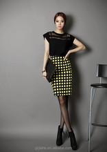 2015 Summer Ladies Black Tulle Tops Chiffon Shirts Blouses Women Sheer Cheap Clothes China Atacado De Roupas Femininas Camisas
