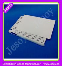 JESOY Wholesale 2D Blank Phone Case For Custom, Custom Mobile Phone Cases For ipad Case