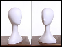 H1067 High End Display Head Mannequin For wigs