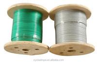 6x25Fi+IWRC Highway Guardrail Steel Wire Rope 12mm