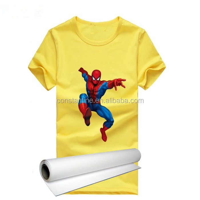Wholesale best quality t shirt heat transfer paper factory Bulk quality t shirts