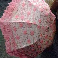 A variety of designs, styles, women-only uv protection, rain, sun beautiful umbrella