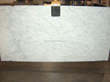 Top slae Bianco Carrara Slab sale white marble slab