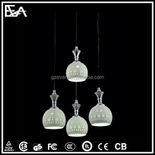 Contemporary Kitchen Pendant Hanging Light for Home Decoration