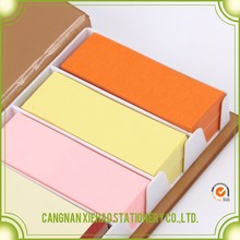 Widely used for birthday, wedding, the memorial, fairs memo pad