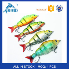 High Quality Fishing lure Fishing Bait High Quanlity Exported to Usa Market 3D Blue Color 22g/12.8cm Fishing Tackle Hard Lure