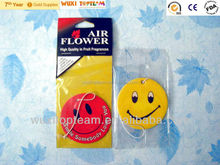 Promotional customized Paper Car Air Fresheners