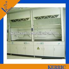 laboratory ventilation system for environmental monitoring system