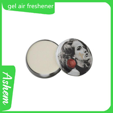 hot sell guangzhou car perfume toilet air freshener with custmized design and free logo printing, DL761