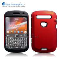 2014 New style China suppliers cell phone accessories silicon PC combo case for BlackBerry Torch 9900 9930