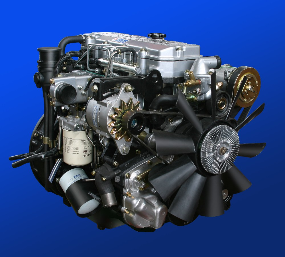Used Small Boat Engines For Sale: 105kw Small Power Engines For Marine//tractors//pumps/car