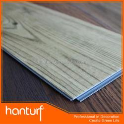 Wood pvc cllick flooring