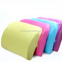 Supportive dense memory cushion