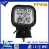 9in 40W high power off road leddriving spotlight powersports 4x4 racing led work light