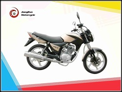 Two wheels and Single-cylinder air-cooled 150cc Brazil CG street motorcycle /street bike on sale