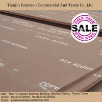 NM500 Standard Sizes High Quality wear resistant steel plate