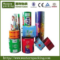 3 inches paper core Inside diameter pvc transparent film, plastic food wrap, plastic packaging film