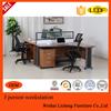 Hot sale modern office furniture wooden desk office table design/executive office desk/office furniture desk