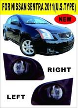 Automobile fog light used car nissan sentra 2011(U.S. TYPE)