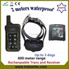 400Meter multi dog system remote electric shock dog collar