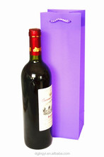 2015 EECA Wine packaging bag in box for wine decor