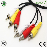 Trade Assurance japan sex video av double shielded rca audio cable