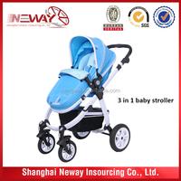motorized baby stroller