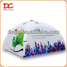 Specialty portable inflatable tent