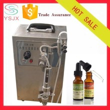 High precision semi automatic small bottle liquid filler