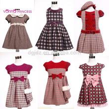 Vintage niños ropa al por mayor/niñas vestidos deinvierno/chino empresas de ropa ropa deinvierno