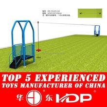 2015 Customerized abseiling rope way amusement equipments