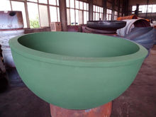 carbon steel spherical bottom
