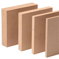 1220 x 2440mm standard size mdf board for sale