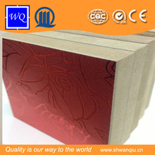 Aluminum Slat Wall/Aluminum MDF/Aluminum Foil Board
