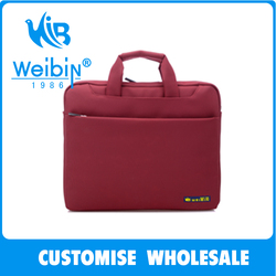 new arrival best material waterproof nylon lightweight laptop bag