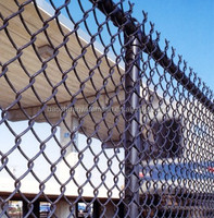 heavy duty galvanized cheap 5 foot used chain link fence (direct factory)