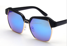2015 New Fashion Diamond Women Sunglasses, Aviator Sunglasses, Lady Sunglasses