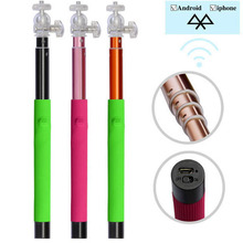 innovative New products new design latest bluetooth selfie stick tr for ipod
