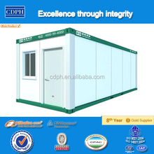 China alibabacontainer hotel room, Made in china cheap portable houses, Galvanized camping cabins
