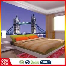 Top10 più venduto design elegante progettazione ponte/stile carta da parati porcellana per camera da letto